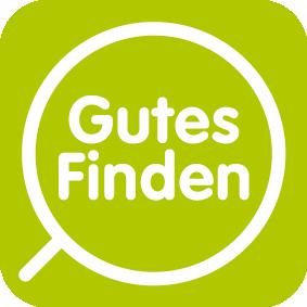 Gutes Finden App-Logo